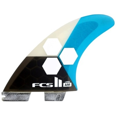 Picture of FCS II AL MERRICK TRI FINS LARGE