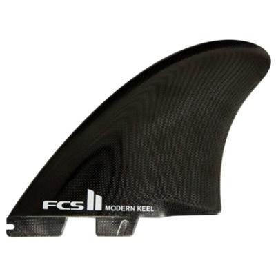 Picture of FCS II MODERN KEEL TWIN FINS BLACK