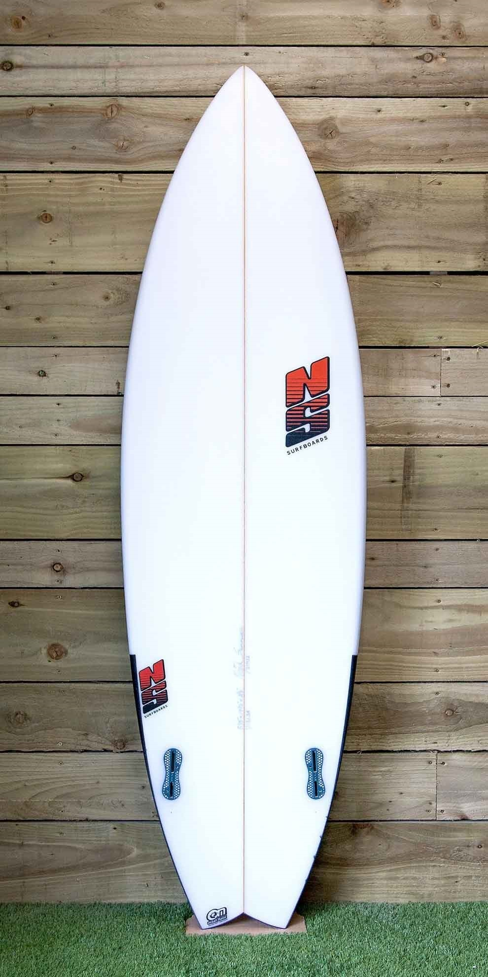 Picture of NS Twin Fin 5'10""