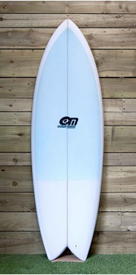 Picture of OM Keel Fin Fish 5'8""