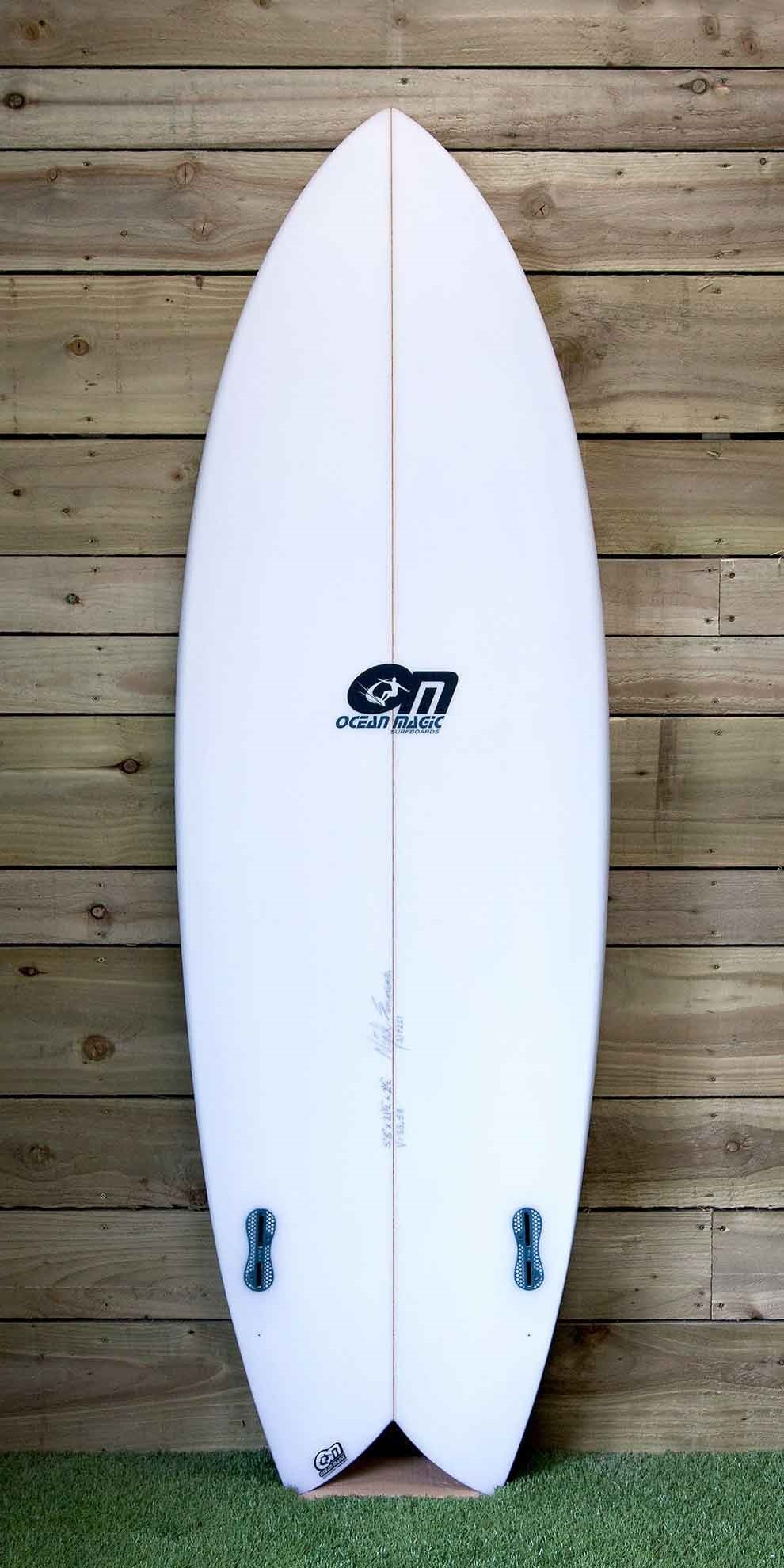 """Picture of OM Keel Fin Fish 5'8"""""""