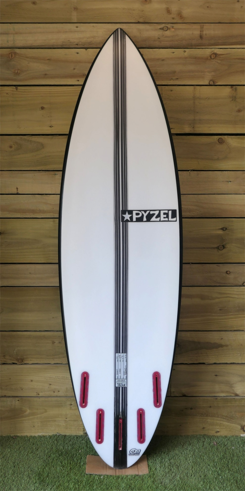"""Picture of Pyzel Ghost 6'0"""" Electralite ( SALE )"""