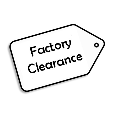 Picture for category Factory Clearance