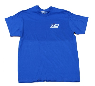 Picture of OM T-shirt BLUE